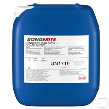 Ultrasoon reinigingsvloeistof C-AK6305L 23kg productfoto