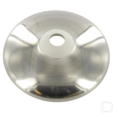 Voetplaat RVS hygienisch productfoto