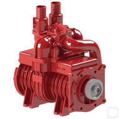 Compressor dubbele tankaansl. BP productfoto