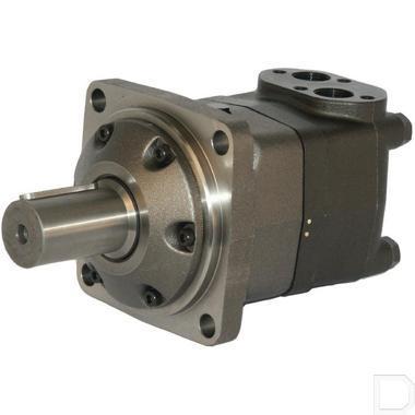 Orbitmotor OMV 315cc/omw as Ø50mm met lekaansluiting productfoto