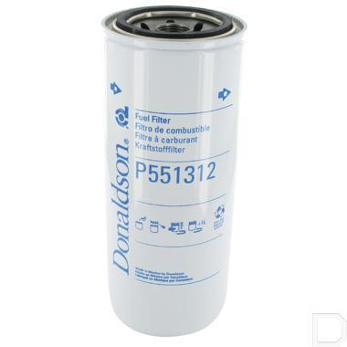 "Brandstoffilter 7/8"" - 14UNF H=240mm productfoto"