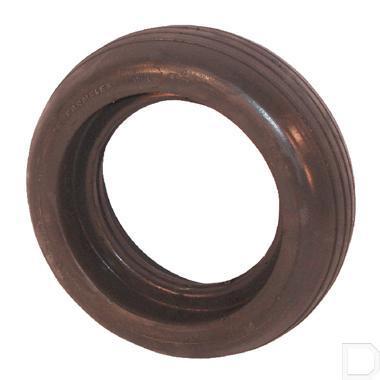 Semi-pneumatische band productfoto