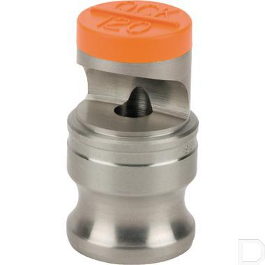 Sproeier Quick Flootjet ES oranje productfoto