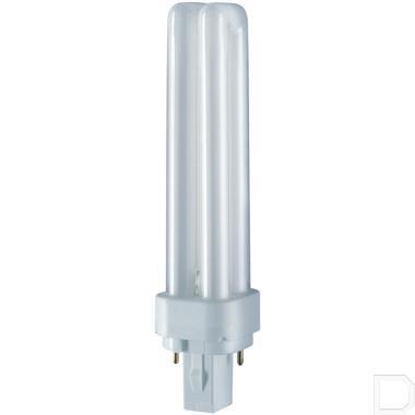 Spaarlamp Dulux® 18W kleur 830 G24d-2 productfoto