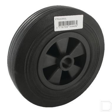 Wiel massief rubber 200x50mm voor STR1620 productfoto