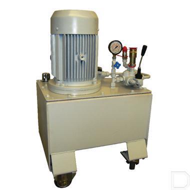 Werkplaatsaggregaat 35liter 12l/min 4kW/400V productfoto