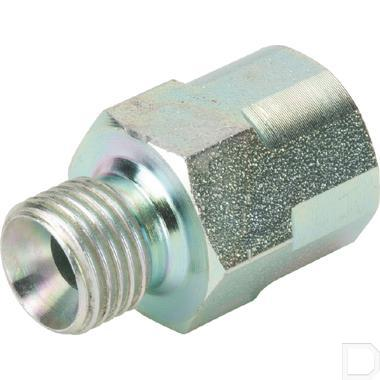 Adapter Male/Female 1/4 BSP M10x1 productfoto