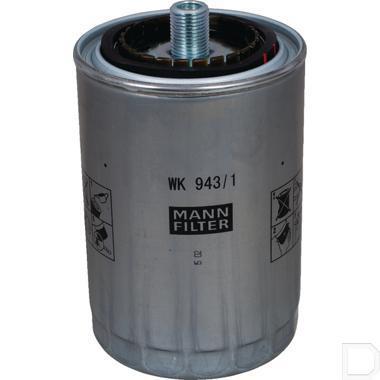 Brandstofwisselfilter M16x1.5 Ø62mm H=158mm productfoto