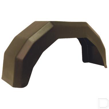 Spatbord PVC enkelas 760x335mm productfoto