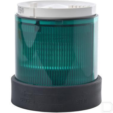 Signaaltorenlamp groen 230VAC productfoto