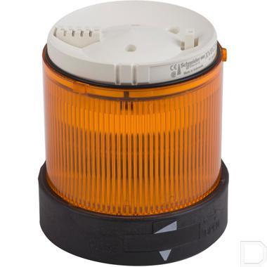 Signaaltorenlamp oranje 230VAC productfoto