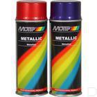 Spuitbus Metallic lak rood 400ml productfoto
