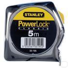 Rolmaat Powerlock 5m lang 25mm breed productfoto