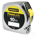 Rolmaat Powerlock 10m lang 25mm breed productfoto