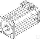 Servomotor EMMS-AS-140-LK-HV-RR productfoto