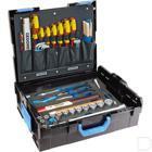 GEDORE-Sortimo L-BOXX 136 met assortiment Monteur, 58-delig productfoto