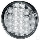 Achterlicht LED rond horizontale opbouw 12/24V  productfoto