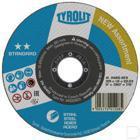 Doorslijpschijf 125x1.6x22.23 Staal A46Q-BFS productfoto