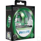 Gloeilamp 12V 55W H7 ColorVision Green productfoto