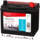 Start accu gesloten 12V 28Ah 300A 196x130x181mm bodembevestiging B00 pooluitvoering Y11 productfoto