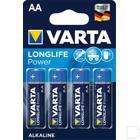 Batterij AA 1,5V LR6 productfoto