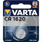 Batterij CR1620 3V productfoto